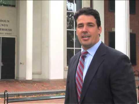 Criminal Defense Lawyer in Leesburg VA - Caleb A. Kershner