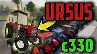 Pierwszy Ursus c330  Najlepsze & Najciekawsze Modyfikacje i Mapy  Farming Simulator 19