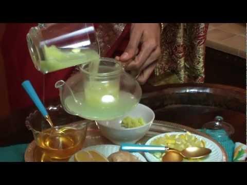 Чай с лимоном и его польза, рецепт приготовления