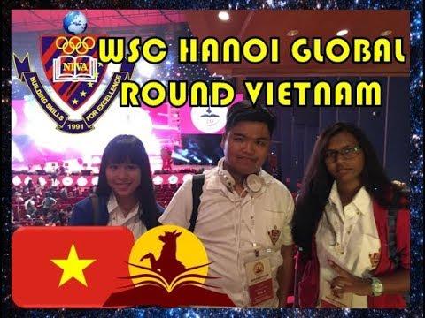 Cyrel's Travel Vlog - World Scholar's Cup Hanoi Global Round PART 1
