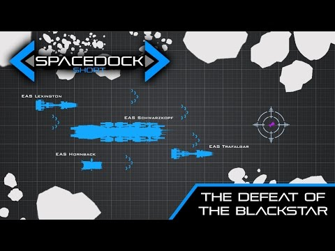 Babylon 5: The Defeat of the Blackstar - Spacedock Short