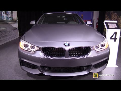 2015 BMW 435i xDrive Gran Coupe - Exterior and Interior Walkaround - 2015 Montreal Auto Show