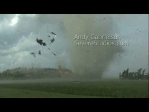 Wilkin County, MN Tornado (EF4) 8-7-10