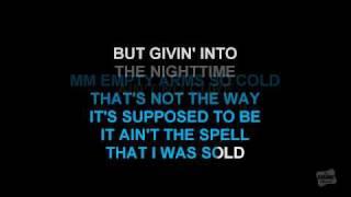Healing Hands in the style of Elton John karaoke video