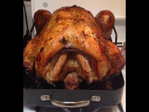 Oven Roasted Turkey So Juicy And Moist They Think Its Fried