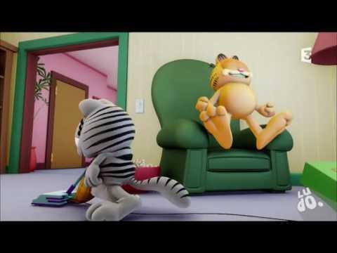 Garfield & Cie  Saison 4 Épisode 45 ça suffit !