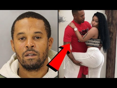 Nicki Minaj New BF Kenneth Zoo Petty a Registered Offender | Famous News thumbnail