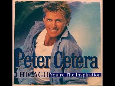 Chicago Cetera You Re The Inspiration 80 S Lyrics Youtube