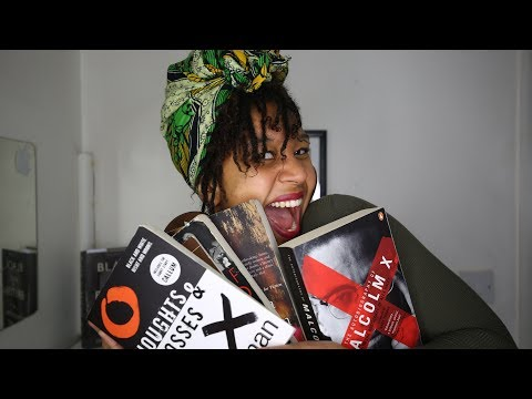 MY TOP 5 BOOKS... BY BLACK AUTHORS