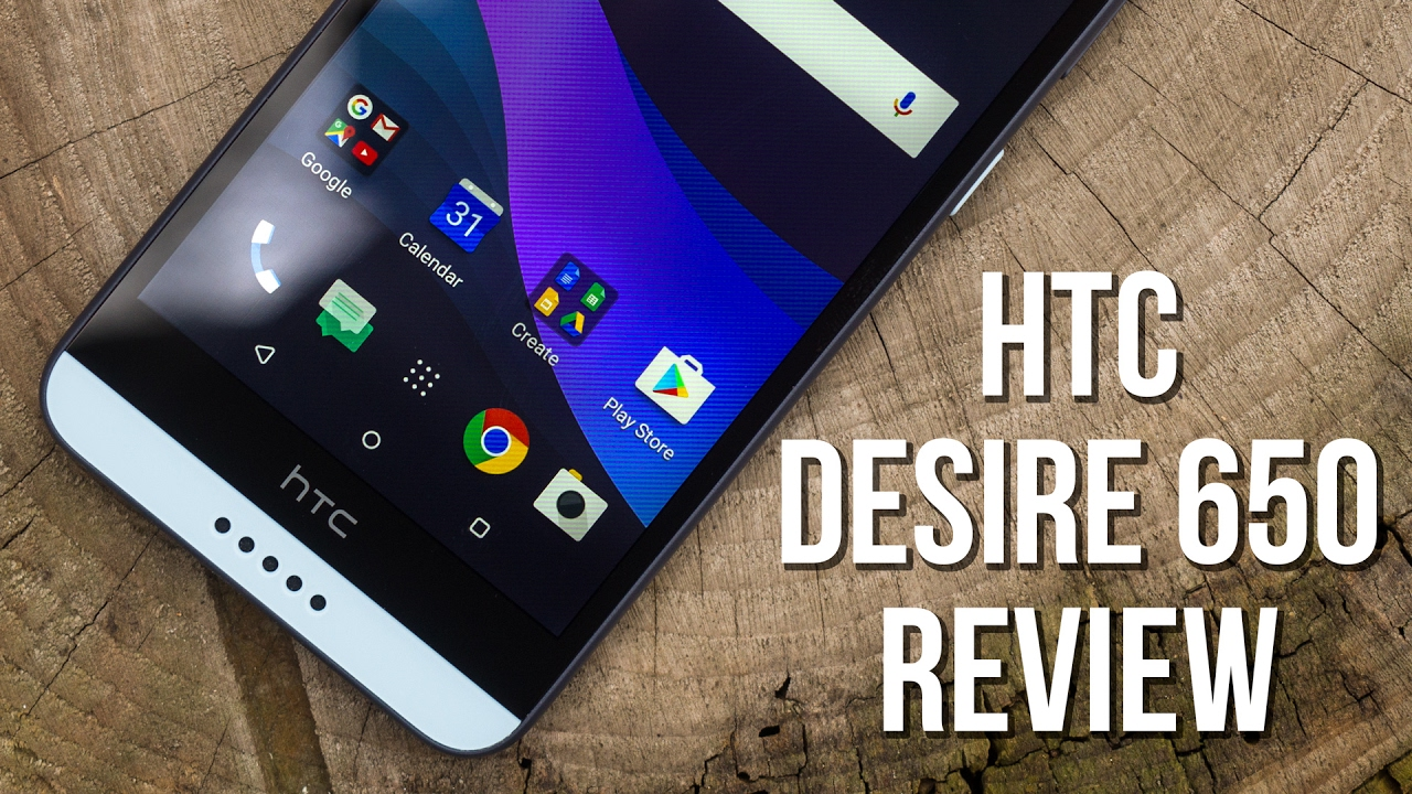 new styles b25ea b8cde HTC Desire 650 Review