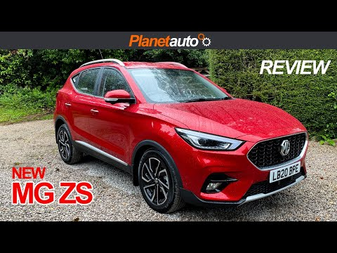 New MG ZS 2021 1 Litre Automatic Review & Road Test