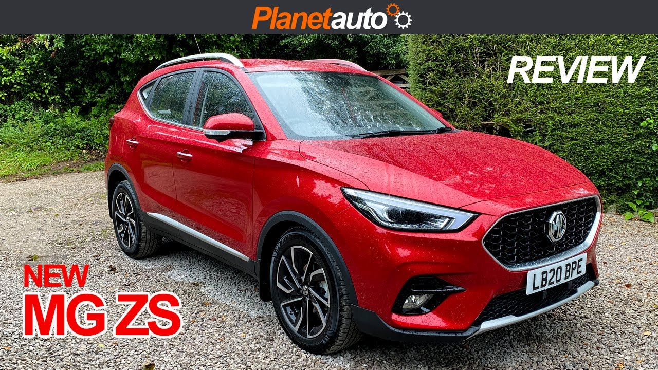 New MG ZS 2021 1 Litre Automatic Review \u0026 Road Test