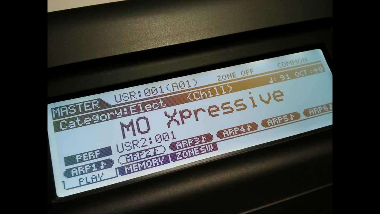 Download Yamaha moX - Helldriver2010 Mix Part 1