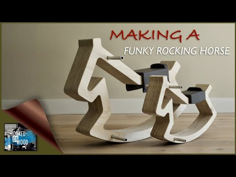 """making off"" video Rocking Horse!"