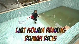 LIAT PERKEMBANGAN RUMAH BARU RICIS (PART5) rumah tercanggih!!!