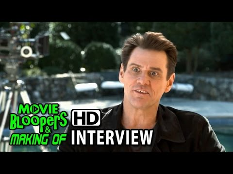 Dumb And Dumber To 2014 On Set Movie Interview