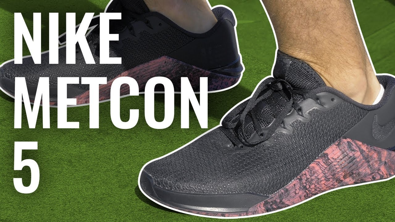 Nike Metcon 5 Review | Better Than the 4?