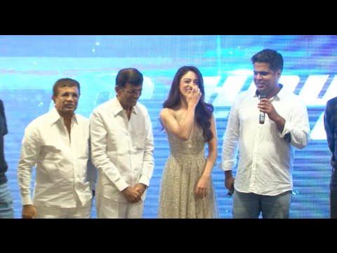7 Hours To Go Movie Trailer Launch II Sandeepa Dhar,Saurabh Varma