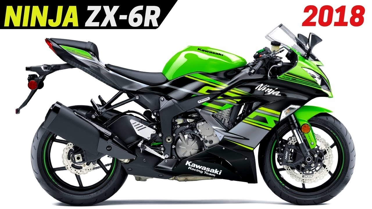 new 2018 kawasaki ninja zx 6r 636 redesign with stylish frames and awesome features youtube. Black Bedroom Furniture Sets. Home Design Ideas