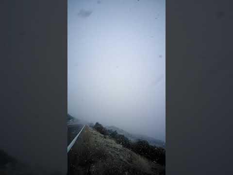 Ranchita Ca Snowstorm