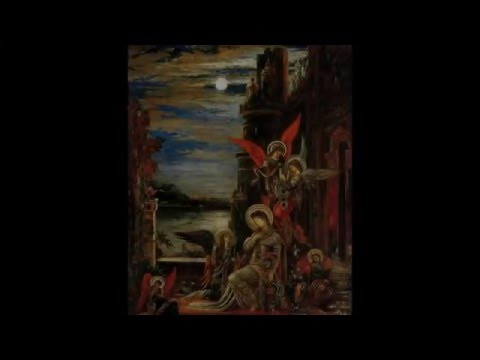 Gustave Moreau Paintings, A French Symbolist Painter