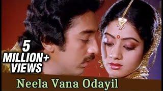 Download Video Neela Vana Odayil - Kamal Haasan, Sridevi - Gangai Amaran Hits - Vazhve Maayam - Romantic Song MP3 3GP MP4