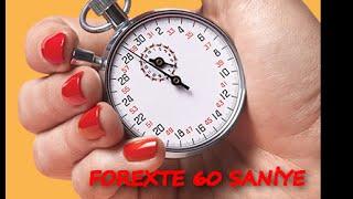 FOREXTE KAZANDIRAN YÖNTEM | Forex 60 Saniye Yöntemi