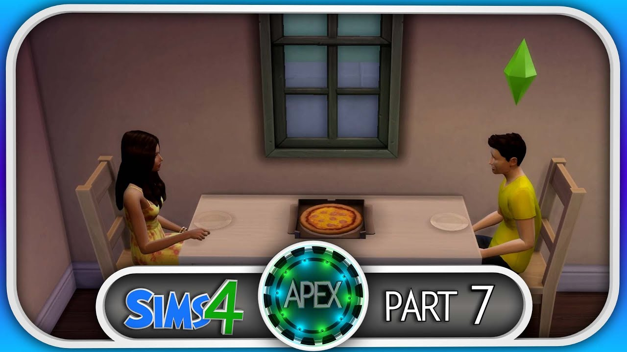 The Sims 4 - 7 - Mood Lighting - YouTube