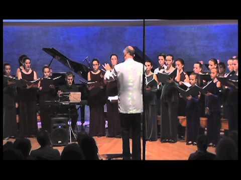 Cor Vivaldi - Children's crusade -- Benjamin Britten - Bertolt Brecht - 4/4