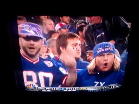 Giants v. Eagles 11-20-11