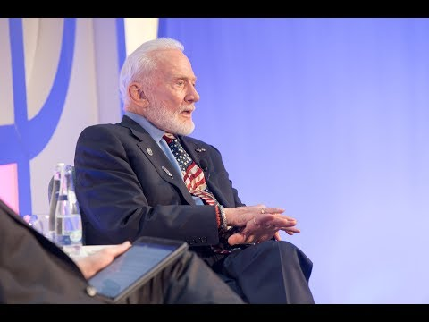 Dr. Buzz Aldrin & Dr. Andrew Aldrin - Why the Red Planet is the next destination for mankind