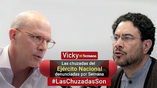 Las chuzadas ilegales del Ejército de Colombia denunciadas por Semana | Vicky en Semana