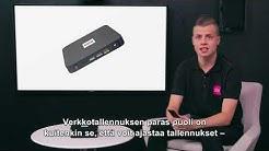 DNA TV Hubin ohjeet: Ohjelmien tallentaminen – Uusi DNA TV