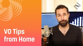 How to Record Voice-Over Audio at Home | iZotope Home Studio Tips