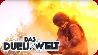 TSCHECHIEN: Tim Mälzer in der extremsten Kochshow der Welt | Teil 2 | Duell um die Welt | ProSieben