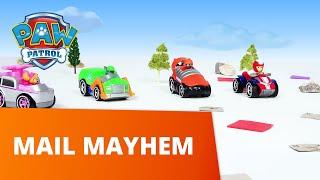 PAW Patrol | Mail Mayhem | Toy Episode | PAW Patrol Official & Friends