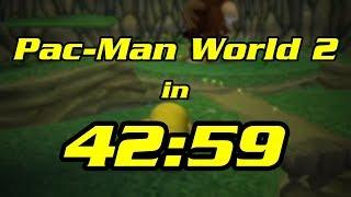 Pac-Man World 2 any% Speedrun in 42:59