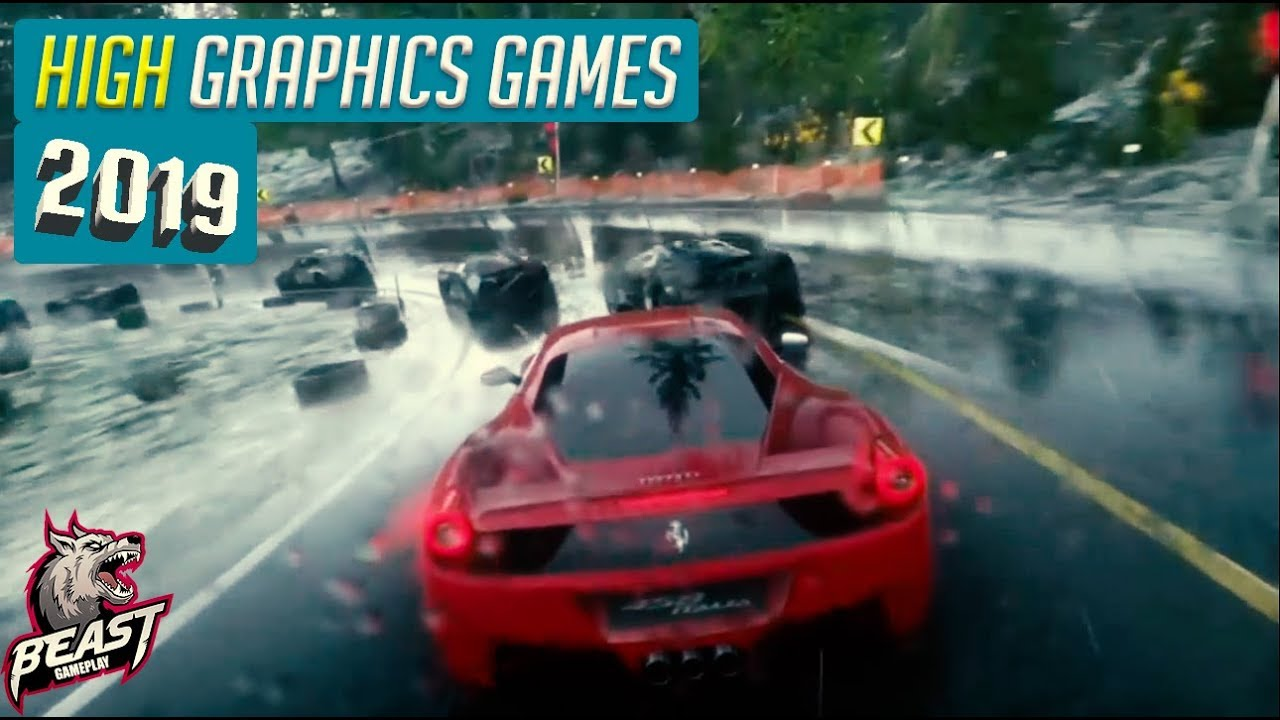 Top 10 Racing Games For Android Ios 2019 High Graphics
