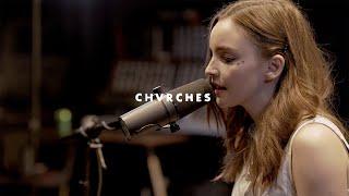 CHVRCHES | Wonderland | Moog Sound Lab Video