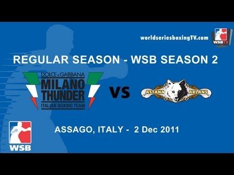 Milan vs. Astana - Week 3 WSB Season 2
