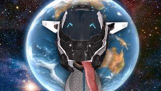 UZAYDAKİ KEÇİ | Goat Simulator Uzay DLC #1