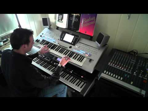 ABBA Hasta Manana Performed On Yamaha Tyros 4 By Rico