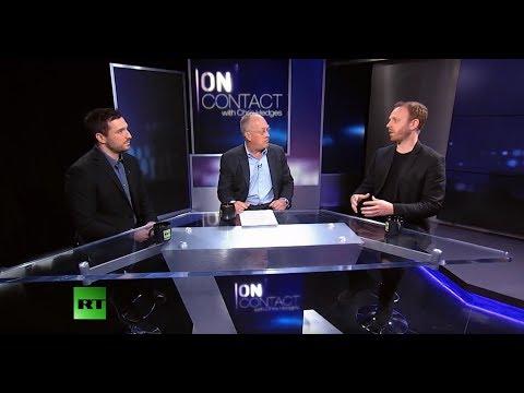 """Killing Gaza"" with Max Blumenthal and Dan Cohen"
