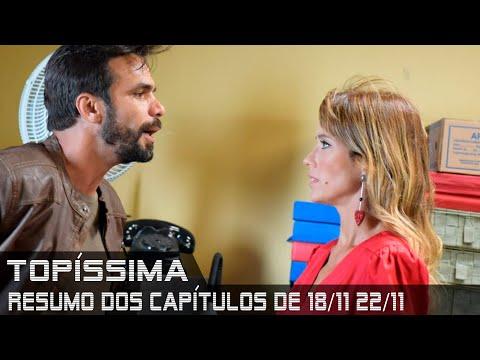 Topíssima - Resumo de 18 a 22 de novembro de 2019