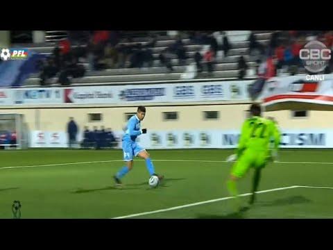 Gol de Nelson Bonilla - Zira 1-2 Qabala en los cuartos de final de la Copa de Azerbaijan
