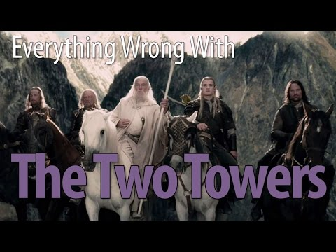 Download Youtube: Everything Wrong With LOTR: The Two Towers - A ReRun
