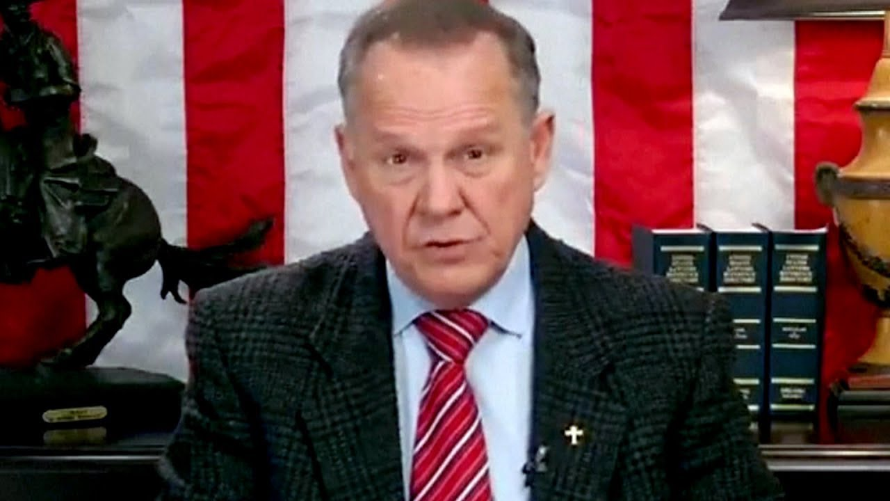 Roy Moore refuses to concede defeat, says 'immorality ...
