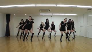 Girls' Generation [Dance Mirror] Paparazzi Ver. 2