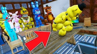 golden freddy poops on his teacher s desk prank gta 5 mods for kids fnaf funny moments