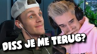 REACTING ON REACTION ABOUT MY DISSTRACK